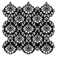TG400600500 Ornamental Stencil