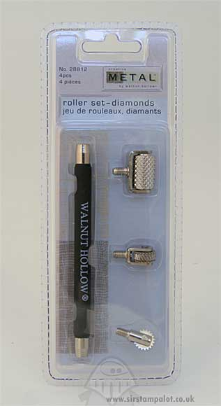 Creative Metal - Roller Set - Diamonds