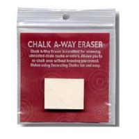 Chalk A-Way Eraser