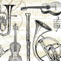 Concerto Ivory napkins. 25 cm x 25 cm