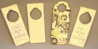 Door Hanger 90 x 240 x 5 mm