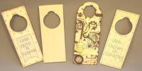 Door Hanger 90 x 240 x 5 mm