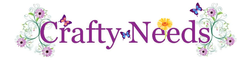 Crafty Needs, site logo.