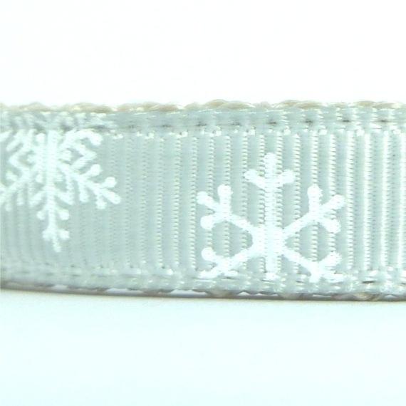 Snowflake silver closeup