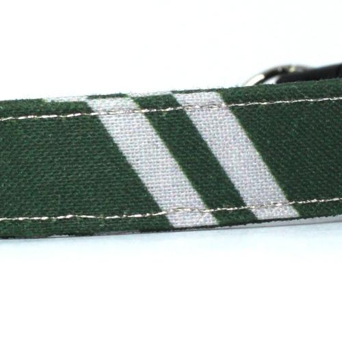 wizard slytherin collar closeup