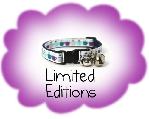 Shop Limited Edition Collars