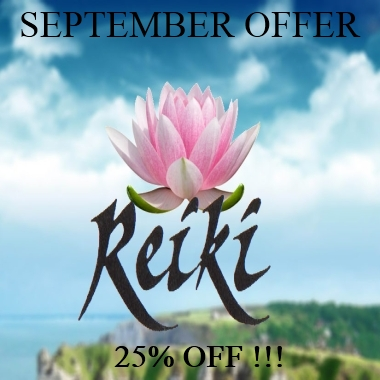 Sept Offer Reiki 2017