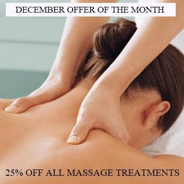 Dec 18 Massage