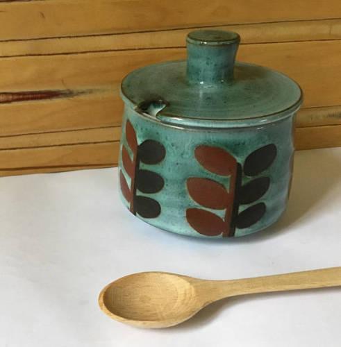 Studio Pottery 1960s or 70s Briglin