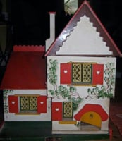 dh8 tudor cottage gee bees_ebay