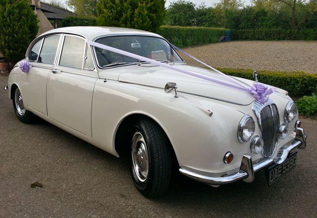 wedding cars Daimler