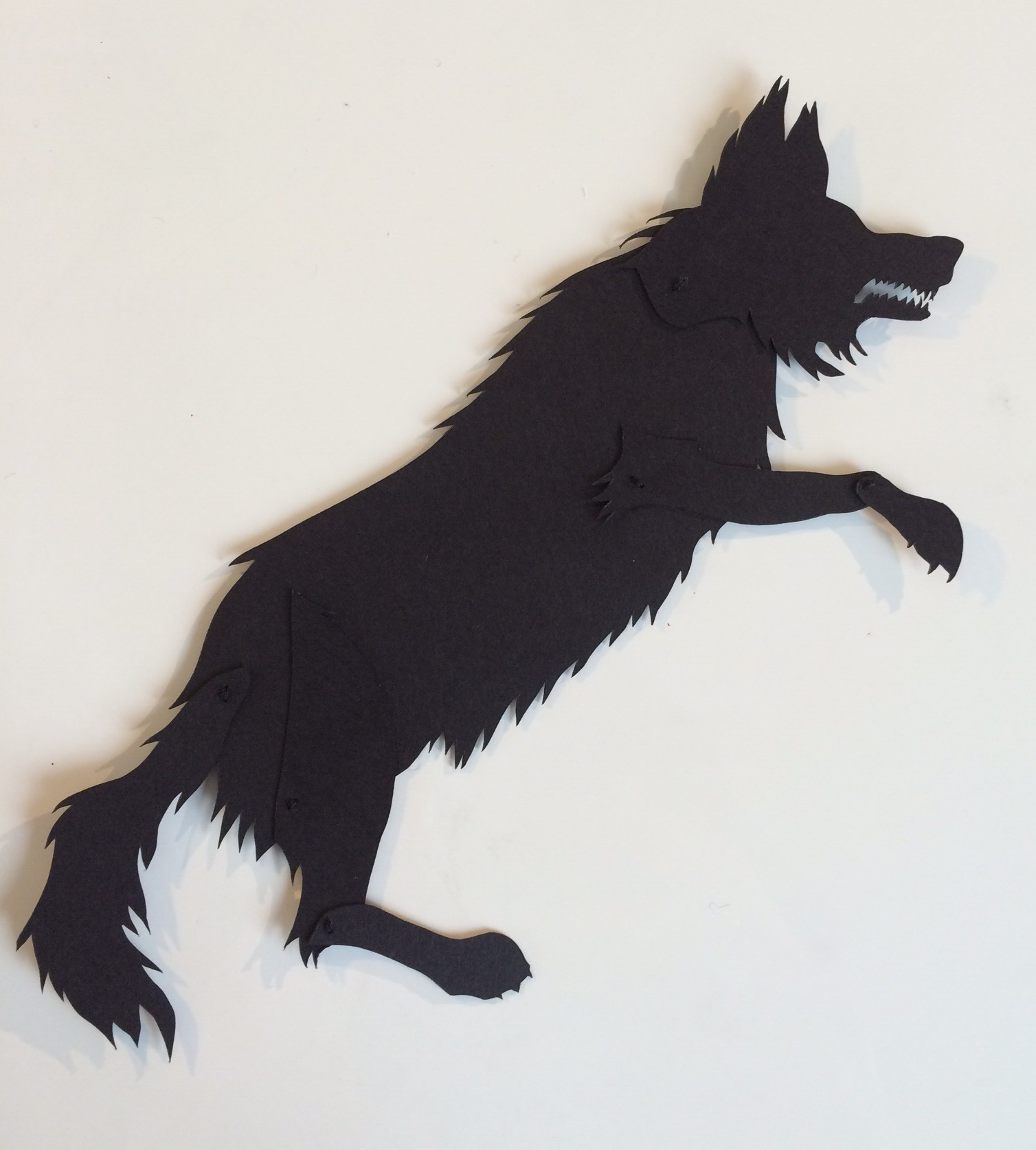 Stitched Wolf