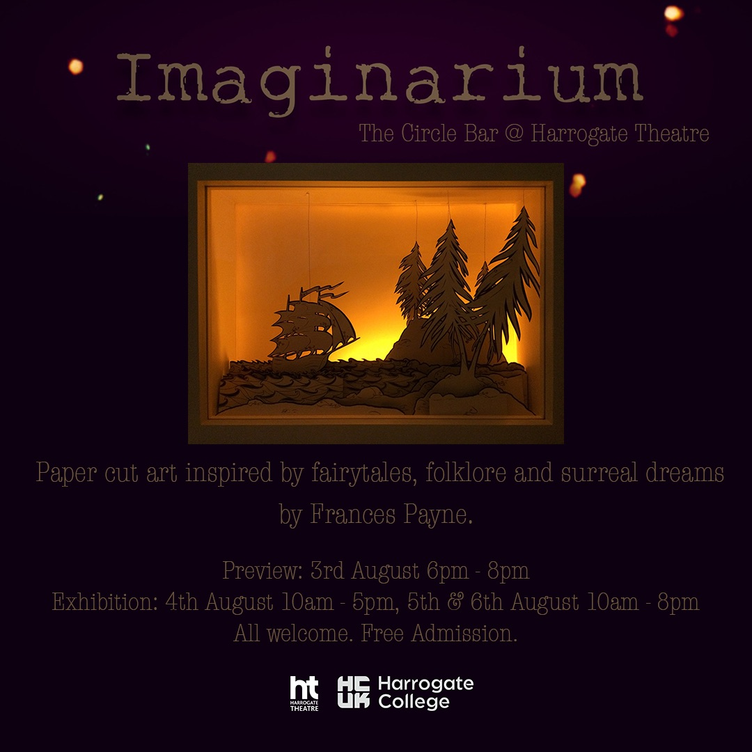 Imaginarium Exhibition, August 2016