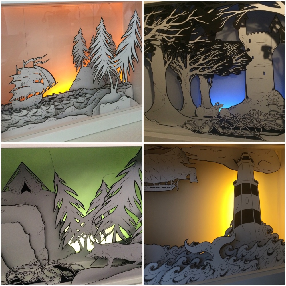 Imaginarium Light boxes