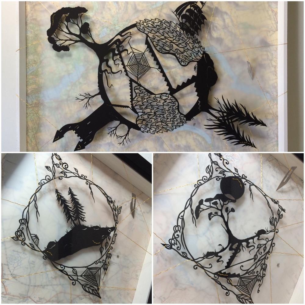 1 - Papercuts