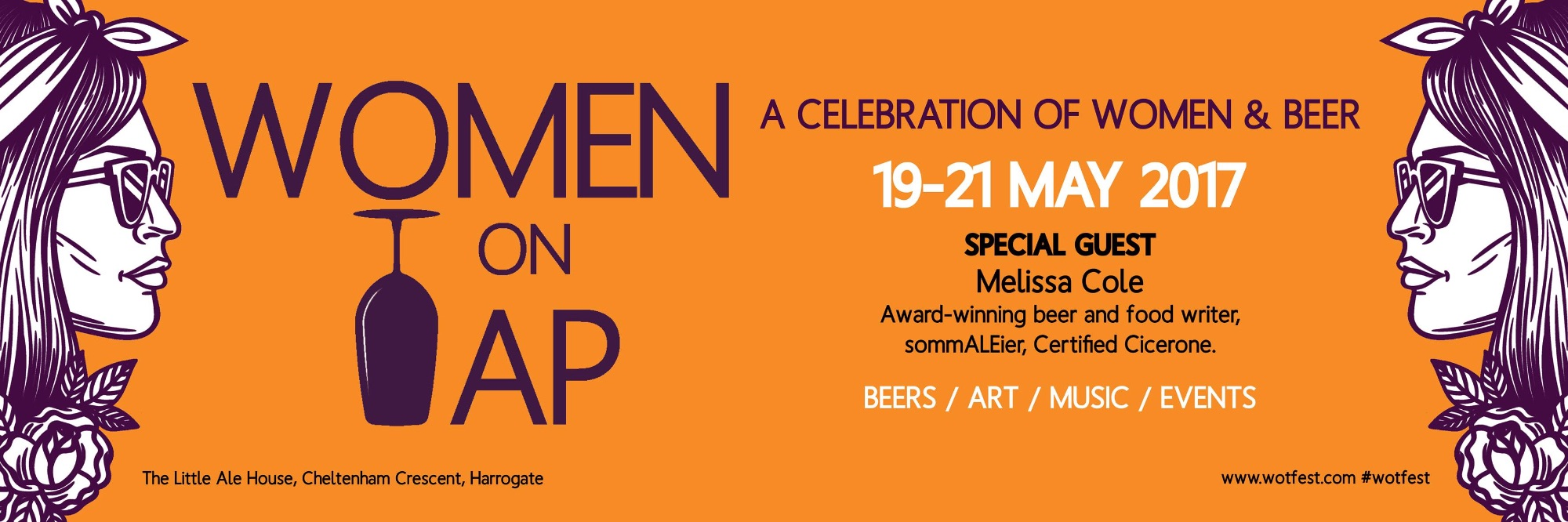 Women on Tap Exhibition