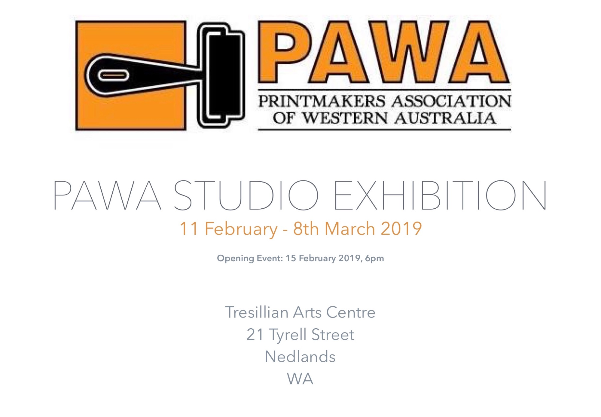 PAWA Exhibition 2019
