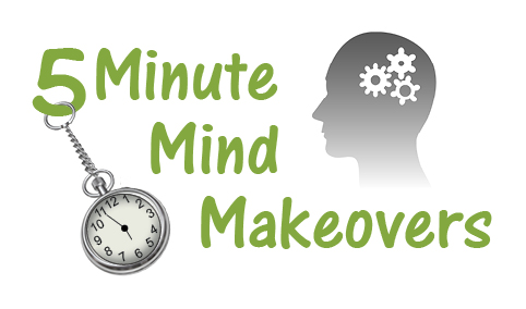 5min mind makeover graphic