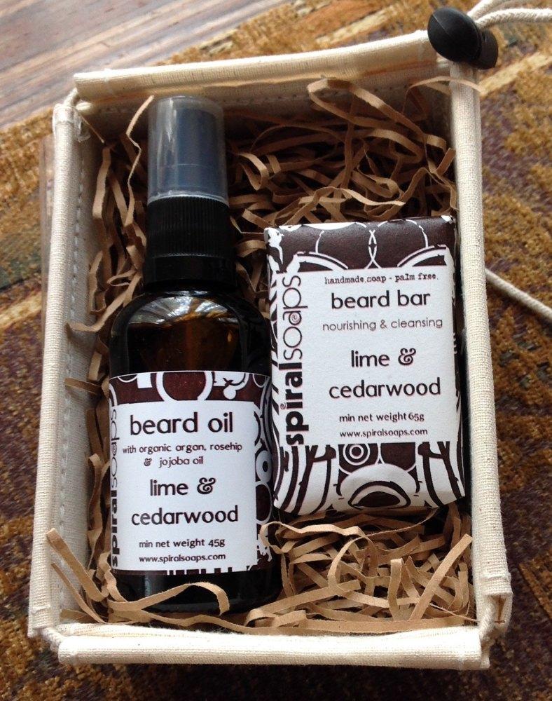 beard gift set