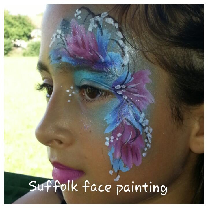 face painting basepoint 15 038