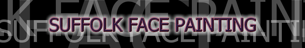 SUFFOLK FACE PAINTING, site logo.