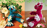 Crochet Sacred Animals