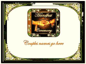 handfast certificate