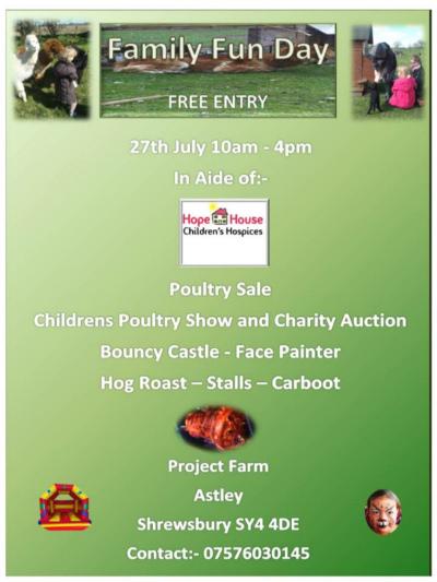 july fun event
