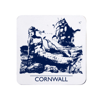 Mermaid Coaster - Cornwall