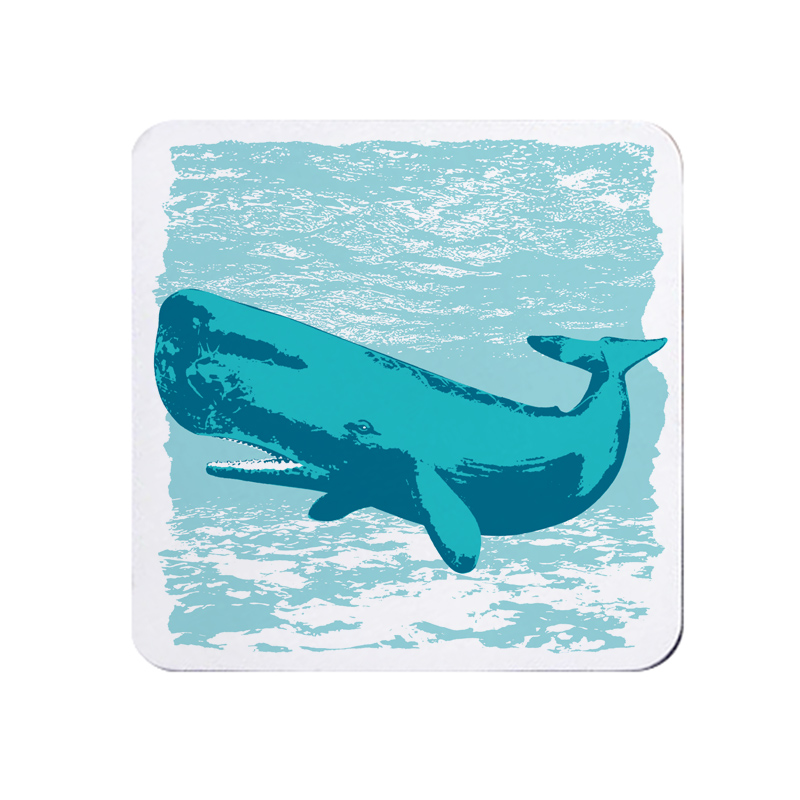 Sperm Whale Coaster
