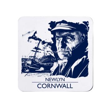 Fisherman Coaster - Newlyn, Cornwall