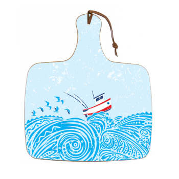 Chopping Board - Little Boat