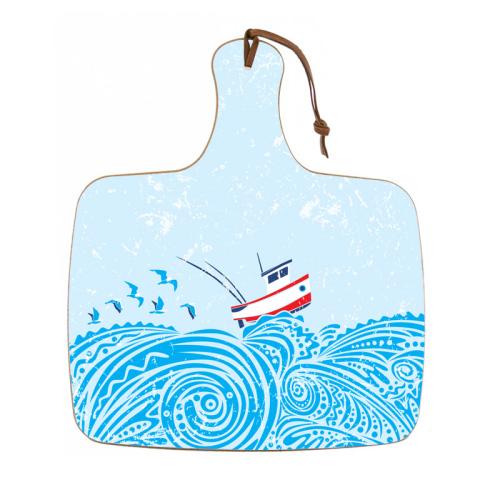 Cheese Board - Little Boat