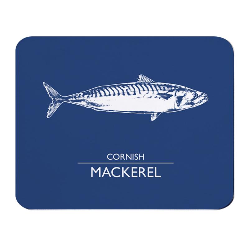 Place Mat - Cornish Mackerel