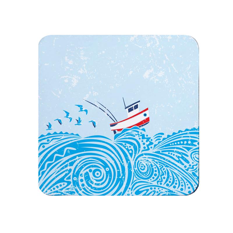 Boat Coaster
