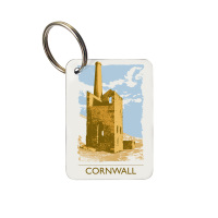 Keyring - Cornish Tin Mine