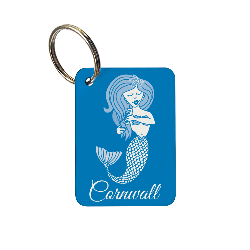 Keyring - Blue Mermaid