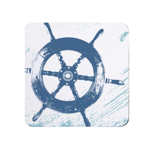 Ship's Wheel Coaster