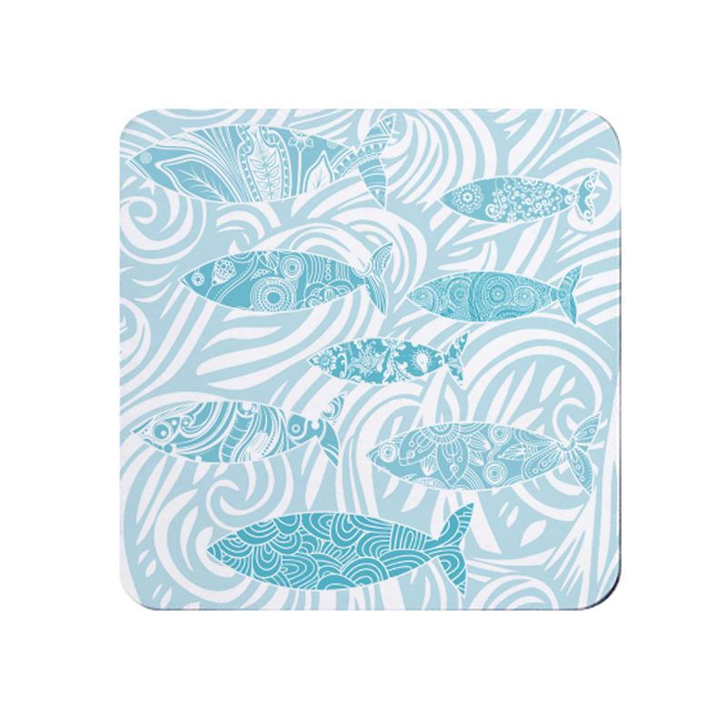Shoal of Fish Coaster