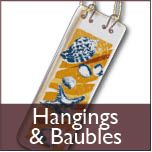 Hangings and Baubles