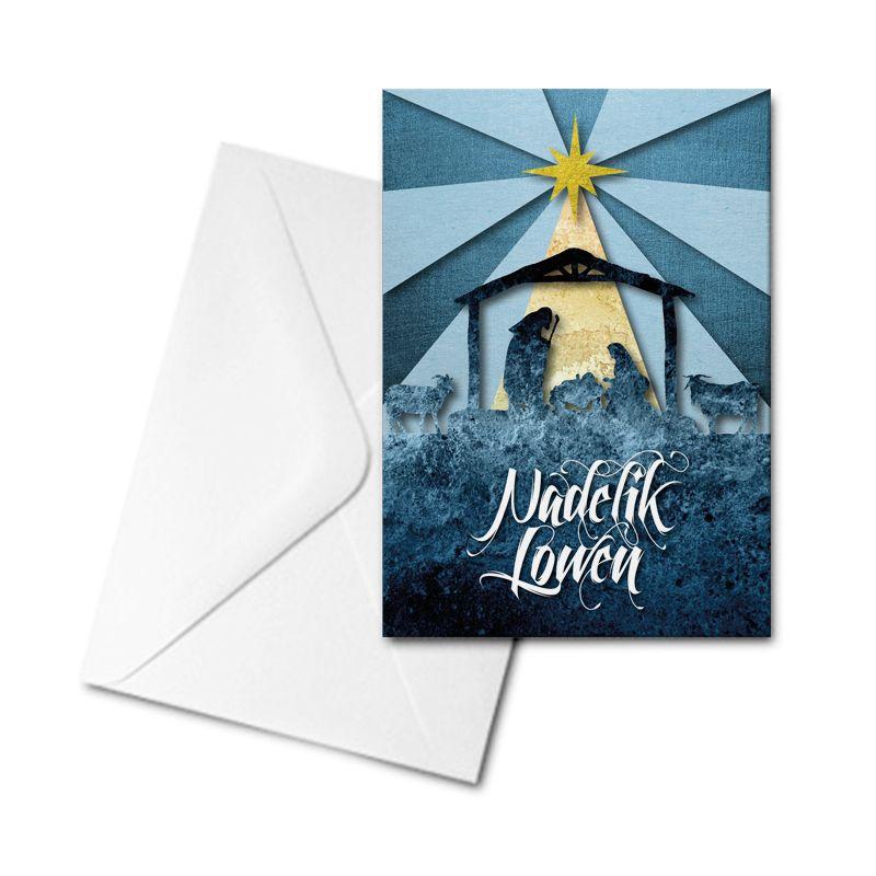 Nativity - Nadelik Lowen