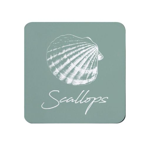 Scallops Coaster - NEW