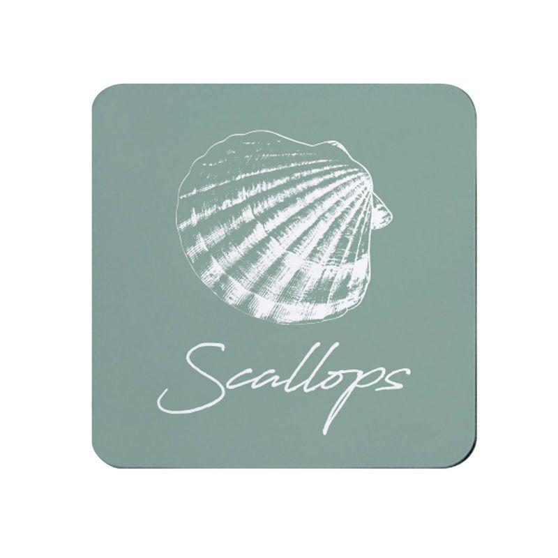 Scallops Coaster - NEW
