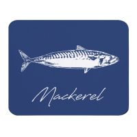 Place Mat - Mackerel - NEW