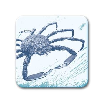 Glass Coaster - Spider Crab