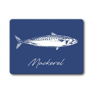 Textured Glass Surface Protector - Mackerel