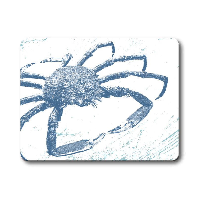 Textured Glass Surface Protector - Spider Crab