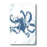 Melamine Fridge Magnet - Octopus