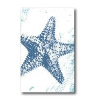 Melamine Fridge Magnet - Starfish