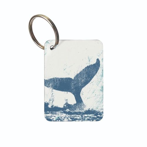 Keyring - Whale's Tail